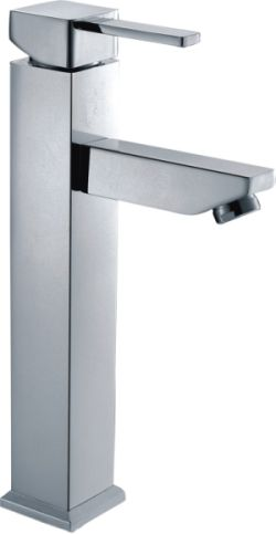 OS Square Bathroom Mixer Wels Tap Faucet Chrome