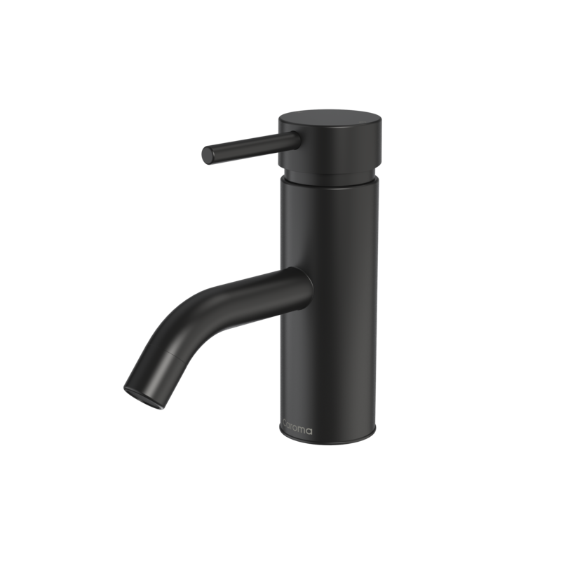Liano Nexus Basin Mixer Black