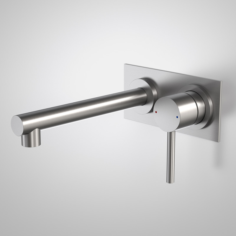 Titan Stainles Steel Wall Basin Mixer