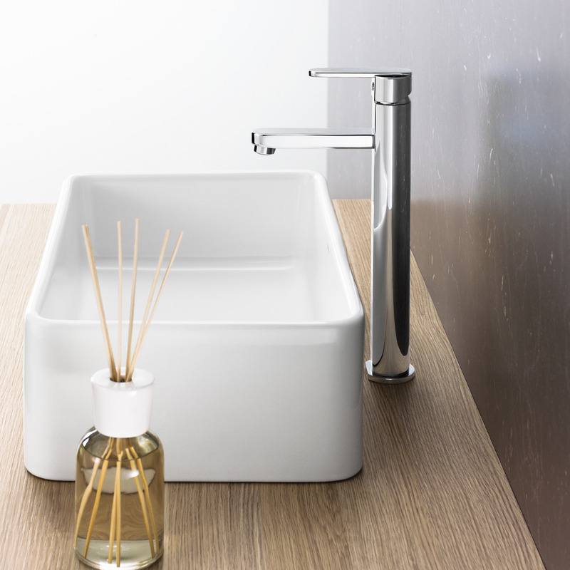 Saracom Tower Basin Mixer